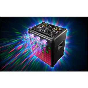 Музыкальная система с DJ-контроллером Numark Party Mix Pro