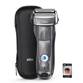 Shaver Series 7 + case, Braun / Wet & Dry