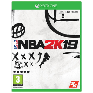 Xbox One mäng NBA 2K19
