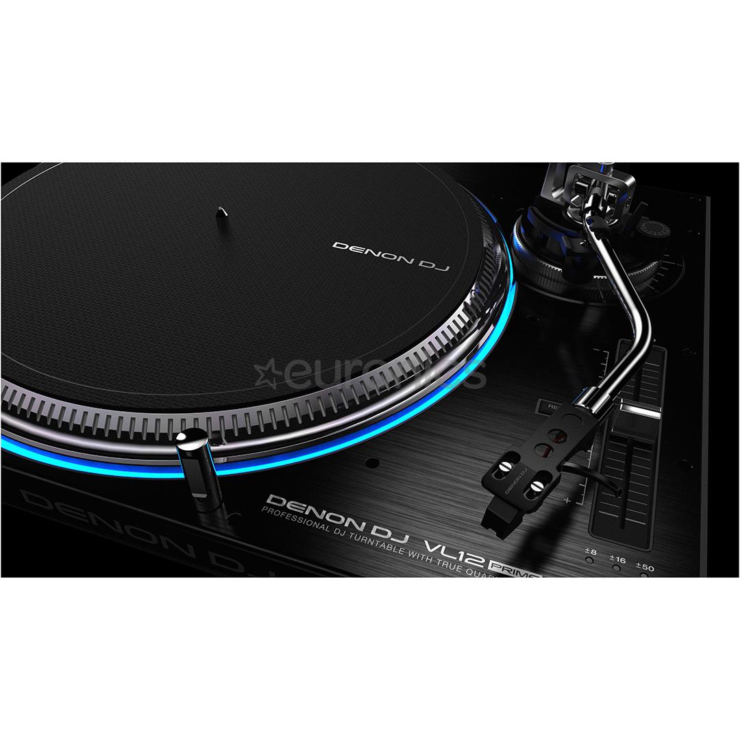 DJ vinüülplaadimängija Denon CL12 Prime