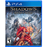 PS4 mäng Shadows Awakening