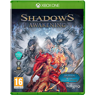 Xbox One mäng Shadows Awakening