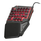Клавиатура Trust GXT 888 Assa RGB