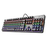 Механическая клавиатура Trust GXT 865 Asta (EST)