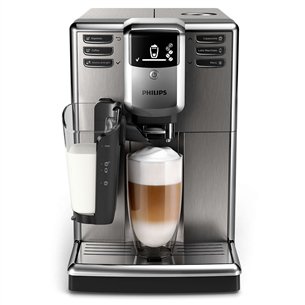 Кофемашина LatteGo, Philips