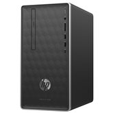 Настольный компьютер HP Pavilion 590-p0013no