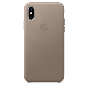 Apple iPhone XS nahast ümbris