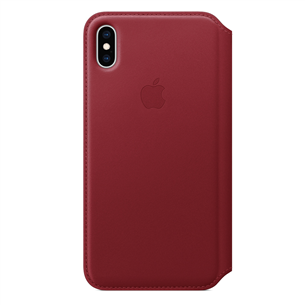 iPhone XS Max nahast kaaned Apple