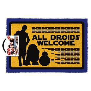 Uksematt Star Wars Droids