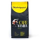 Ground coffee 7 Kohvipoissi Café Samba