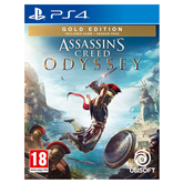 PS4 mäng Assassins Creed: Odyssey Gold Edition