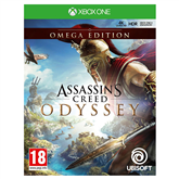 Xbox One mäng Assassins Creed: Odyssey Omega Edition