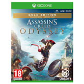 Xbox One mäng Assassins Creed: Odyssey Gold Edition