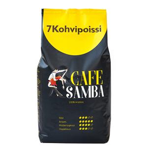 Kohviuba 7 Kohvipoissi Samba 1kg