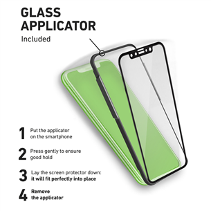 iPhone X / XS / 11 Pro protective glass SBS