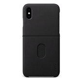 iPhone X / XS leather case SBS