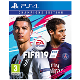 PS4 mäng FIFA 19 Champions Edition