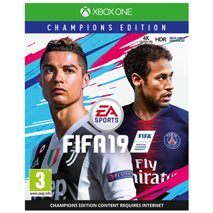 Xbox One mäng FIFA 19 Champions Edition