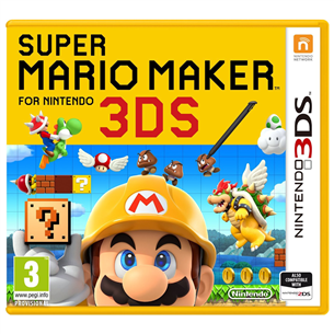 3DS mäng Super Mario Maker