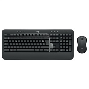 Wireless keyboard + mouse Logitech MK540 (SWE)
