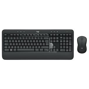 Juhtmevaba klaviatuur + hiir Logitech MK540 (SWE)