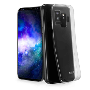 Samsung Galaxy S9 Plus silikoonümbris SBS