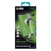 Samsung Galaxy S9 ekraanikaitseklaas SBS