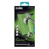 Samsung Galaxy S9 Plus ekraanikaitseklaas SBS