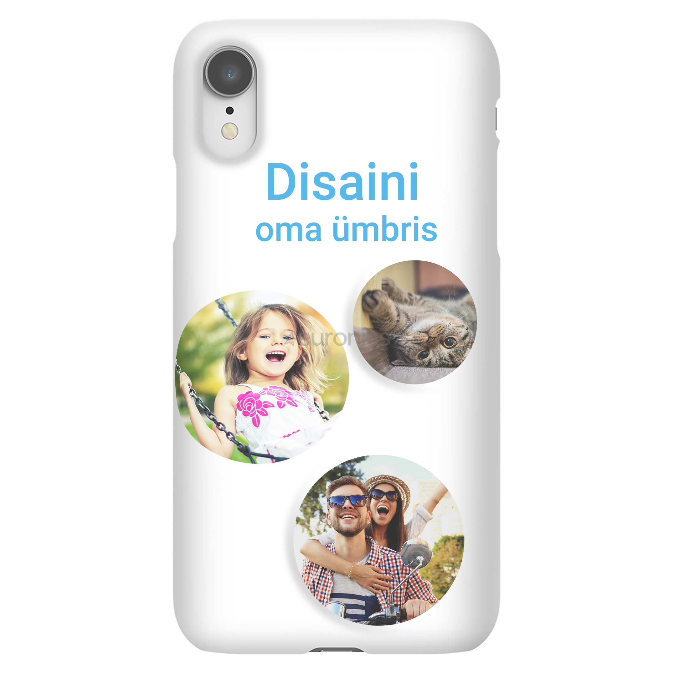 Personalized Iphone Xr Matte Case Snap