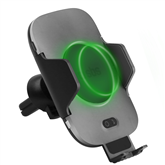 Vent car mount with Qi support SBS