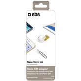 Adapter Nano SIM -- Micro SIM SBS