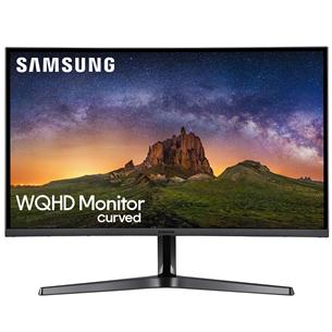 "32"" nõgus WQHD LED VA-monitor Samsung"