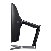 32 curved WQHD QLED monitor Samsung