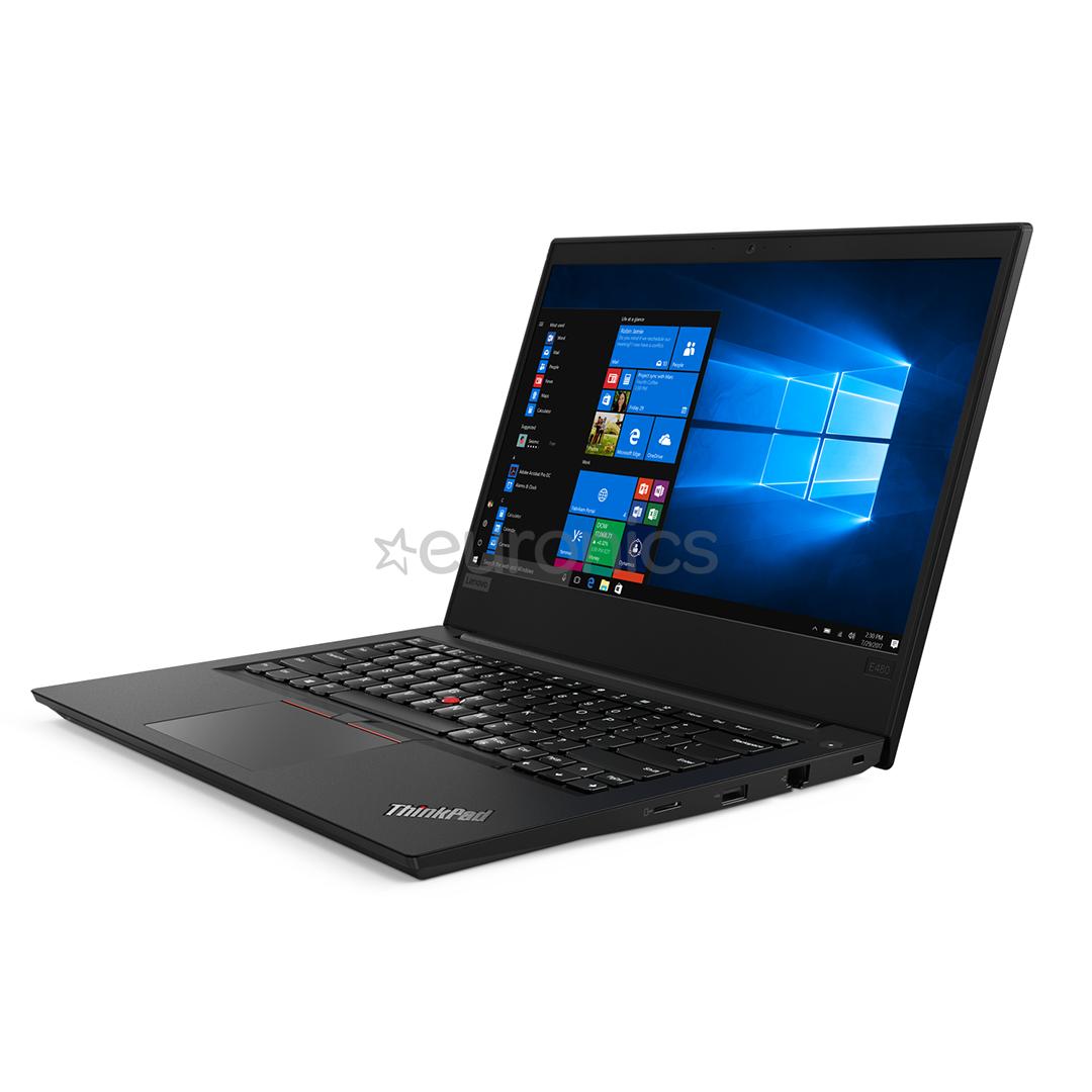 Notebook Lenovo Thinkpad E480 20kn001qmx E Smile Mini Keyboard K 1000