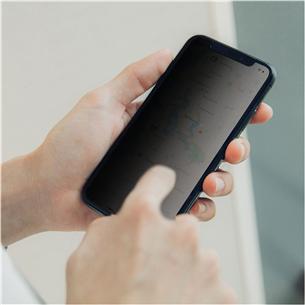 Защитное стекло для iPhone XS Max Moshi IonGlass Privacy