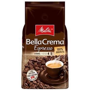 Kohvioad BellaCrema Cafe Espresso, Melitta
