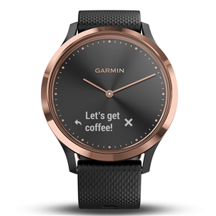 Спортивные смарт-часы Vivomove HR Sport, Garmin / S/M