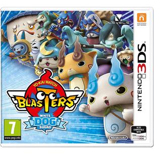 3DS mäng Yo-Kai Watch Blasters: White Dog