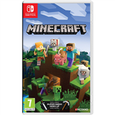 Switch game Minecraft