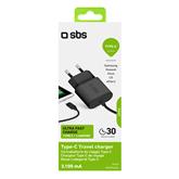 Комнатное зарядное устройство USB-C SBS
