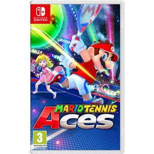 Switch mäng Mario Tennis Aces