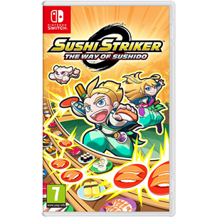 Switch game Sushi Striker: The Way of Sushido