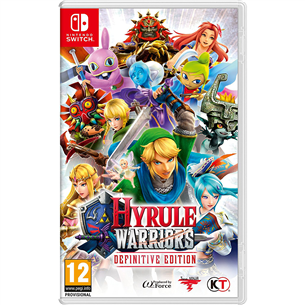 Switch mäng Hyrule Warriors