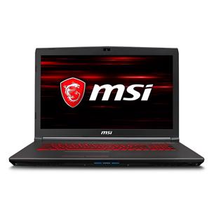 Sülearvuti MSI GV72