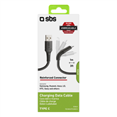 Cable USB-C SBS Unbreakable Collection (1 m)