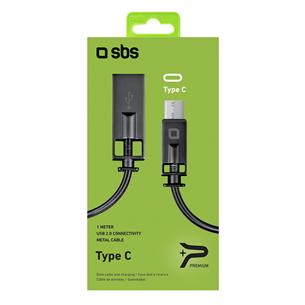 Cable USB-C SBS Lux (1 m)