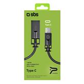Juhe USB-C SBS Lux (1 m)