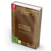 Switch mäng Octopath Traveller Compendium Edition