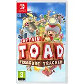 Switch mäng Captain Toad: Treasure Tracker