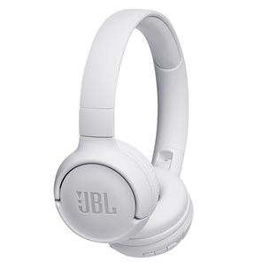 Wireless headphones Tune 500BT, JBL JBLT500BTWHT